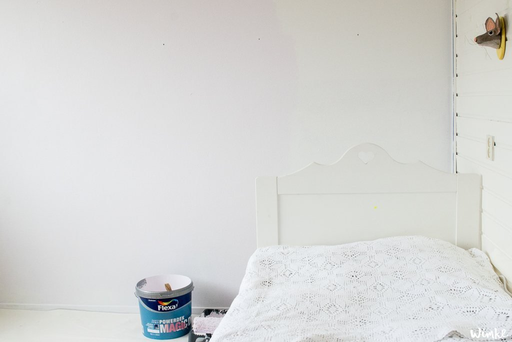 Gebroken Wit Verf : Magisch wit met powerdek magic white van flexa wimke