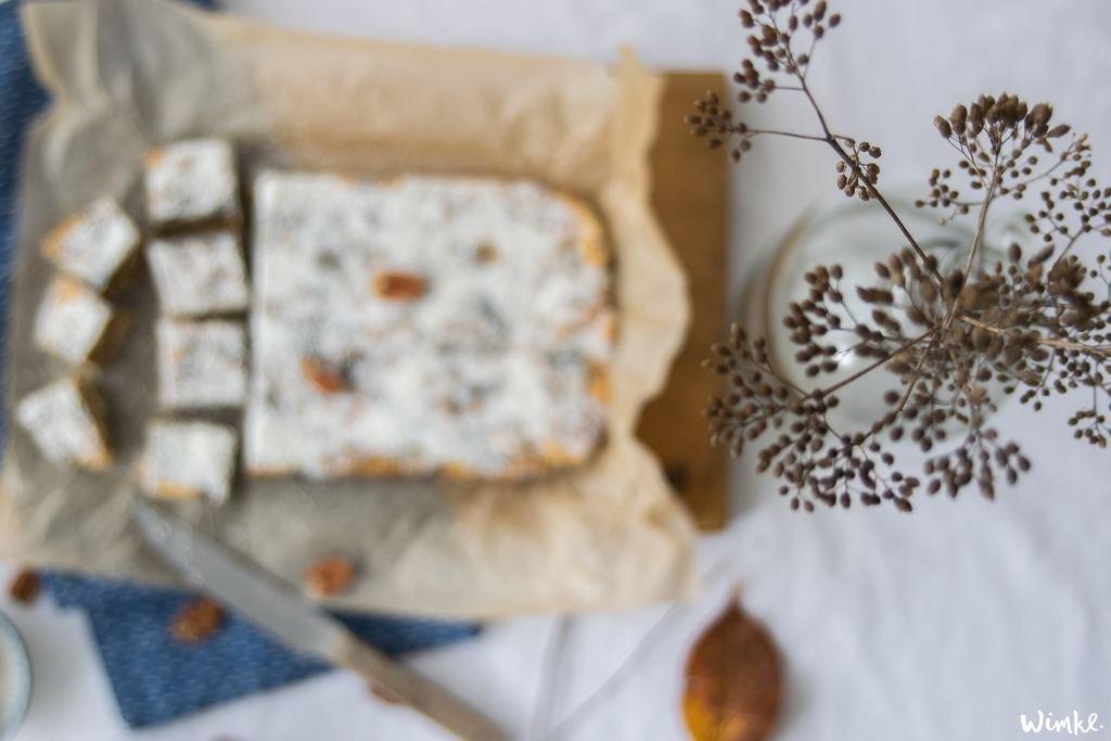 Recept Dadelnotentaart - www.wimke.nl
