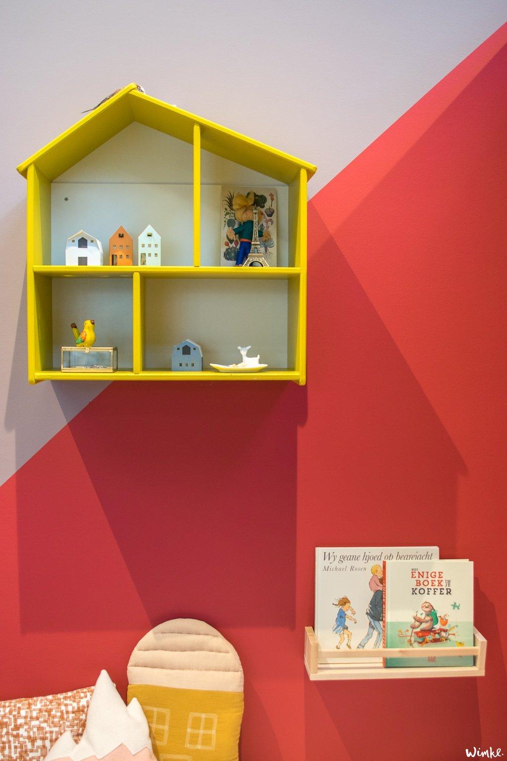 Woonbeurs: Heart Wood Kinderkamer | www.wimke.nl