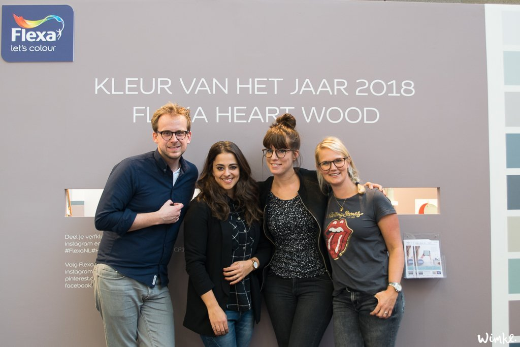 Flexa bloggers | www.wimke.nl