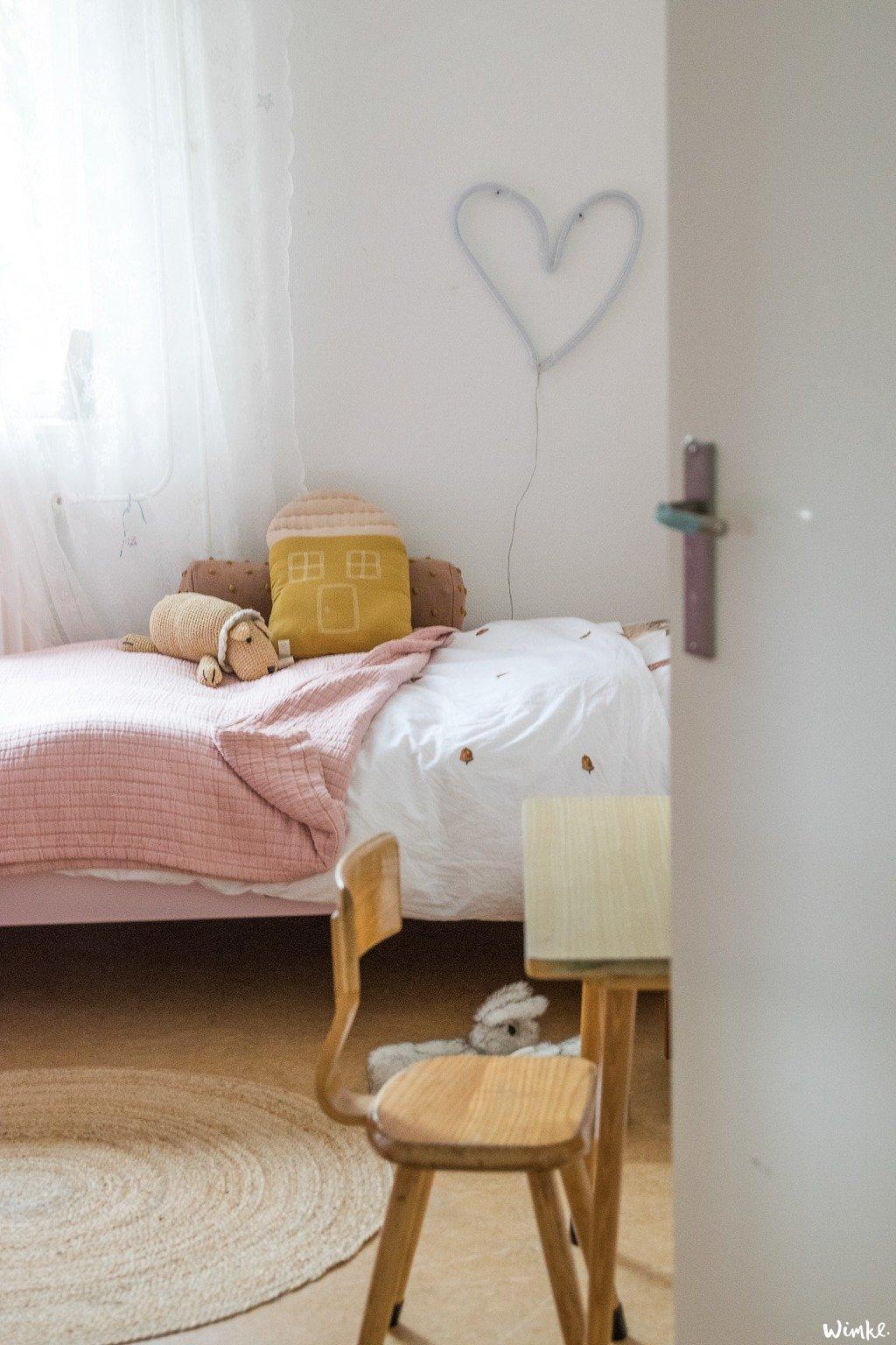 Voorwerk met Flexa voor een restyling van de kinderkamer - wimke.nl