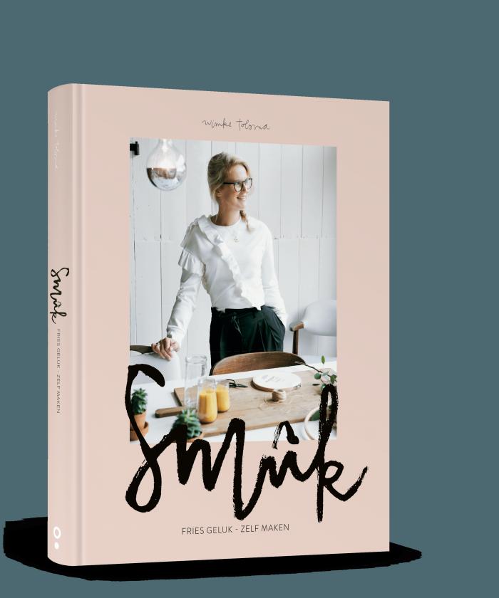 Met 60 verrassende en eenvoudige zelfmakers geeft Smûk je volop inspiratie voor elk seizoen.