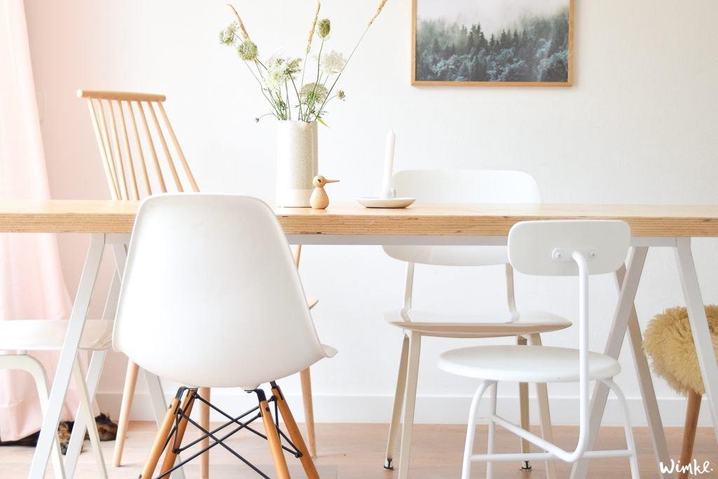 Opruimtips en een Afteroom stoel van MisterDesign
