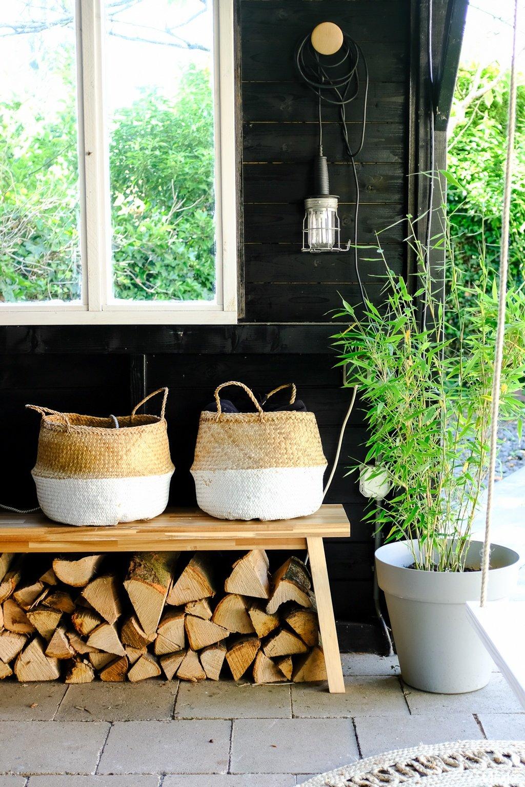 Buitenleven met Hartman en de nieuwe Sophie chairs - www.wimke.nl