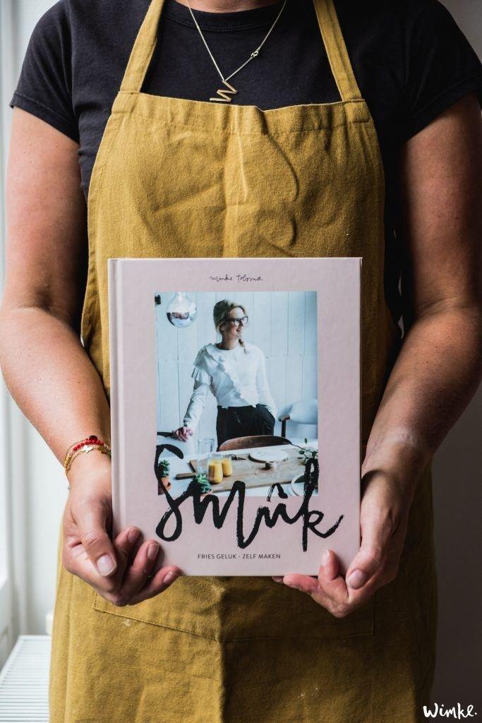 60 zelfmakers & recepten. In mijn boek Smûk laat ik zien dat iedereen kan knutselen, bakken en handwerken.