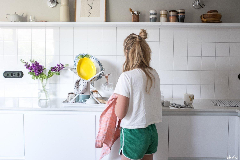 Afwassen en zelf afwasmiddel maken